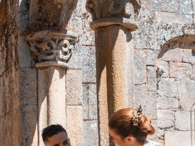 La boda de Miguel y Ivon en Allariz, Orense 155