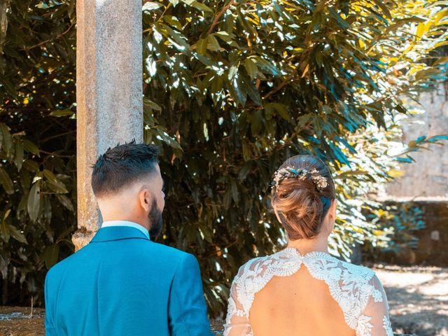 La boda de Miguel y Ivon en Allariz, Orense 156