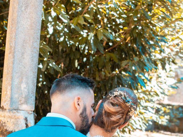 La boda de Miguel y Ivon en Allariz, Orense 157