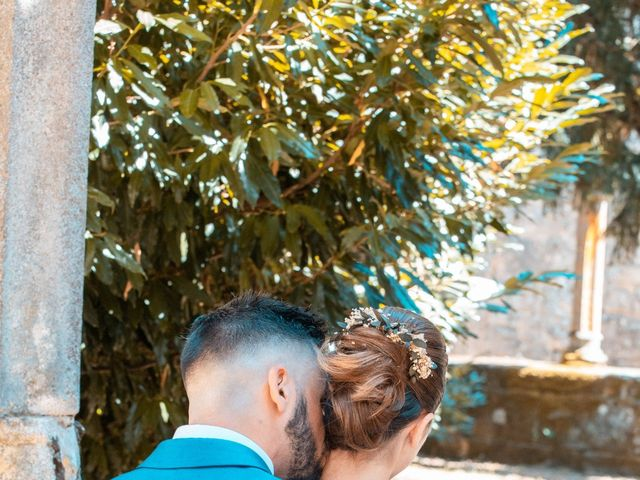 La boda de Miguel y Ivon en Allariz, Orense 158