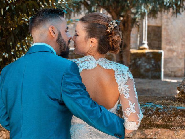La boda de Miguel y Ivon en Allariz, Orense 159