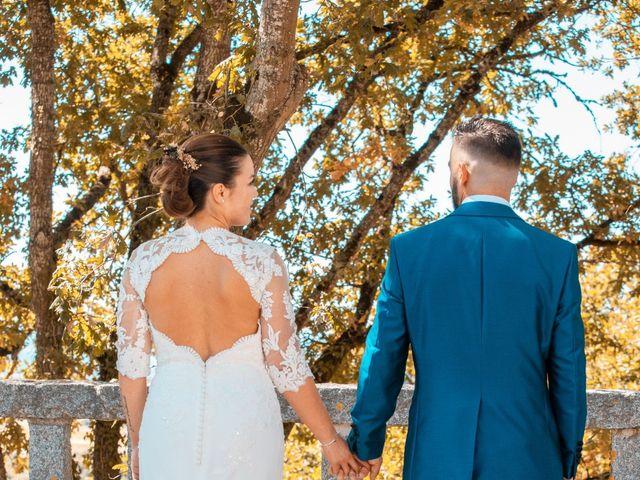 La boda de Miguel y Ivon en Allariz, Orense 160