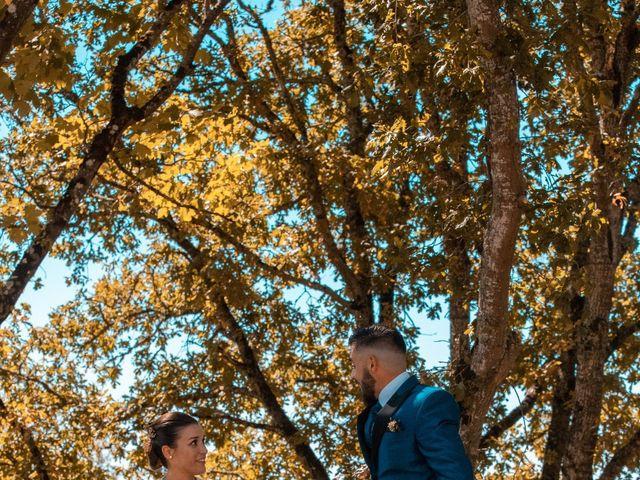 La boda de Miguel y Ivon en Allariz, Orense 161
