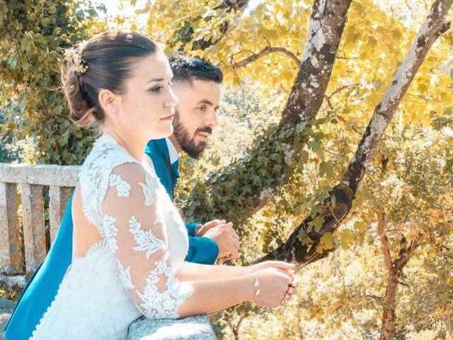 La boda de Miguel y Ivon en Allariz, Orense 163