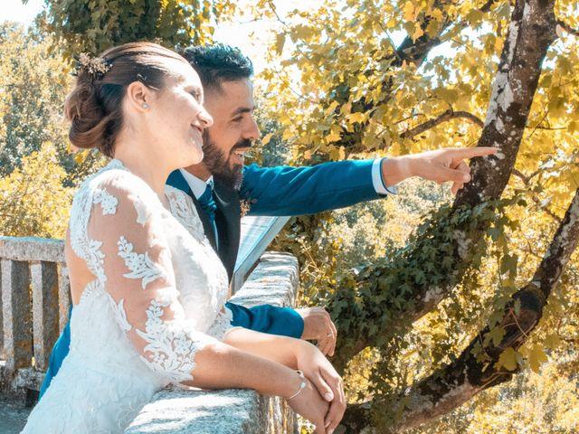 La boda de Miguel y Ivon en Allariz, Orense 164