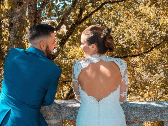 La boda de Miguel y Ivon en Allariz, Orense 165