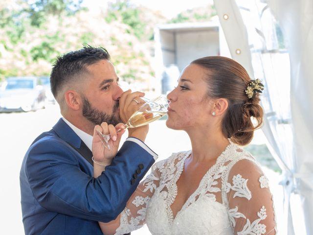 La boda de Miguel y Ivon en Allariz, Orense 166