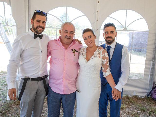 La boda de Miguel y Ivon en Allariz, Orense 168