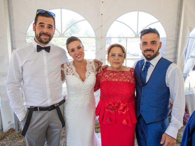 La boda de Miguel y Ivon en Allariz, Orense 169