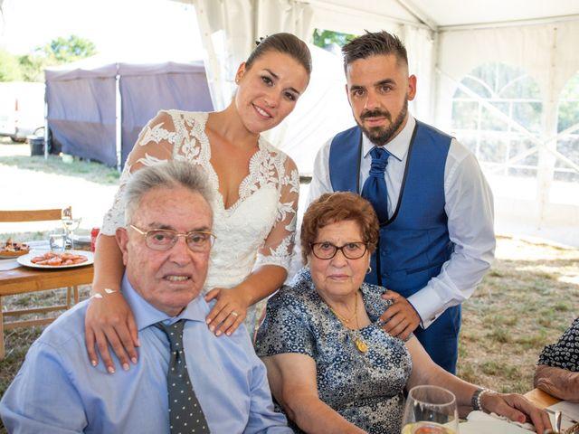 La boda de Miguel y Ivon en Allariz, Orense 170
