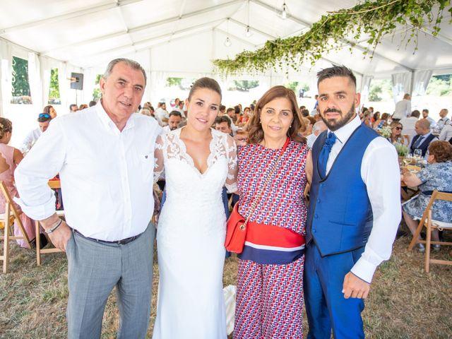 La boda de Miguel y Ivon en Allariz, Orense 172
