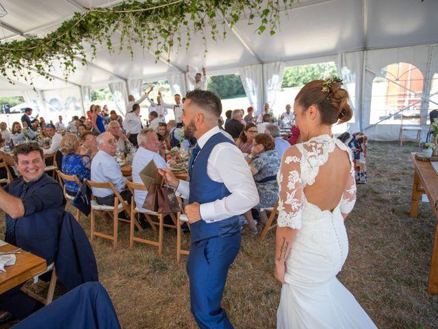 La boda de Miguel y Ivon en Allariz, Orense 174