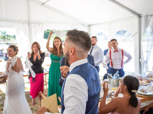 La boda de Miguel y Ivon en Allariz, Orense 179