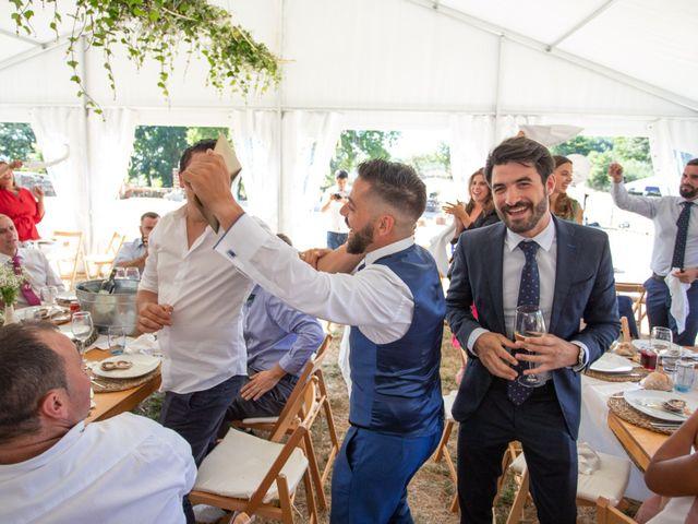 La boda de Miguel y Ivon en Allariz, Orense 180
