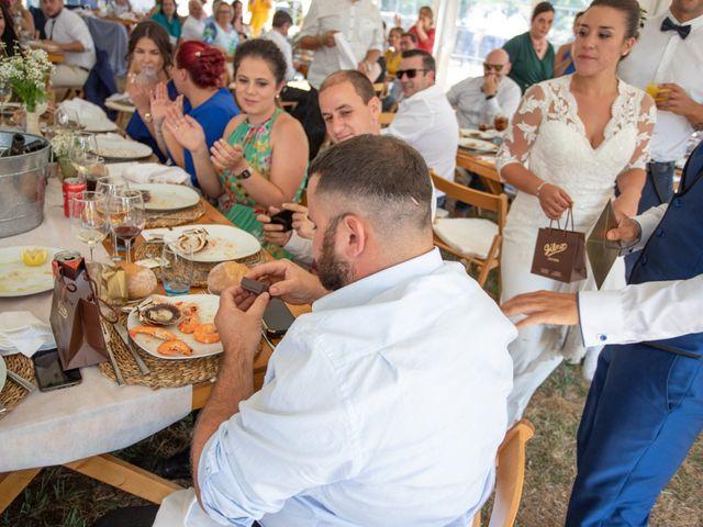 La boda de Miguel y Ivon en Allariz, Orense 181