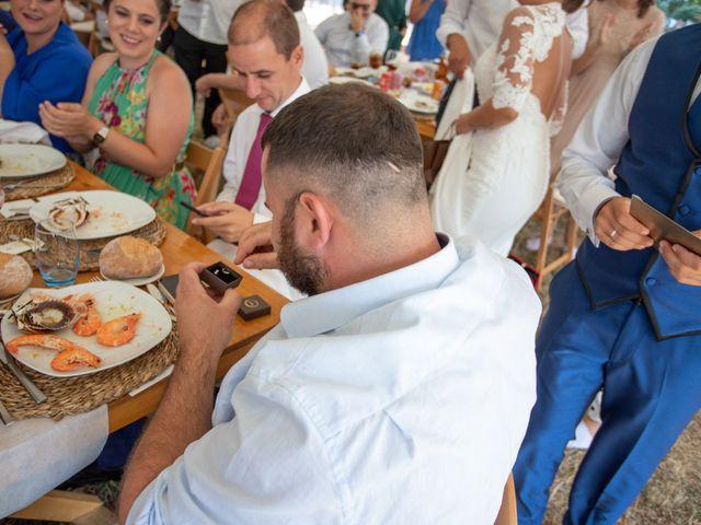 La boda de Miguel y Ivon en Allariz, Orense 182