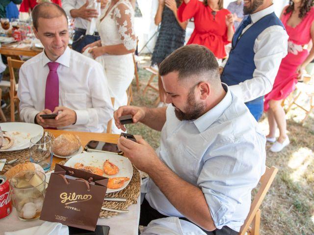 La boda de Miguel y Ivon en Allariz, Orense 183
