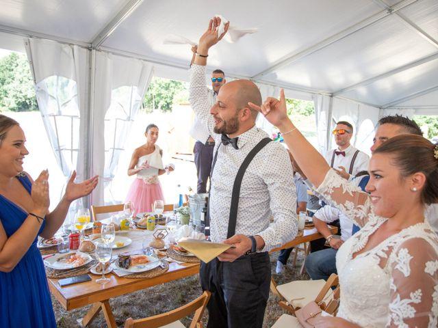 La boda de Miguel y Ivon en Allariz, Orense 185