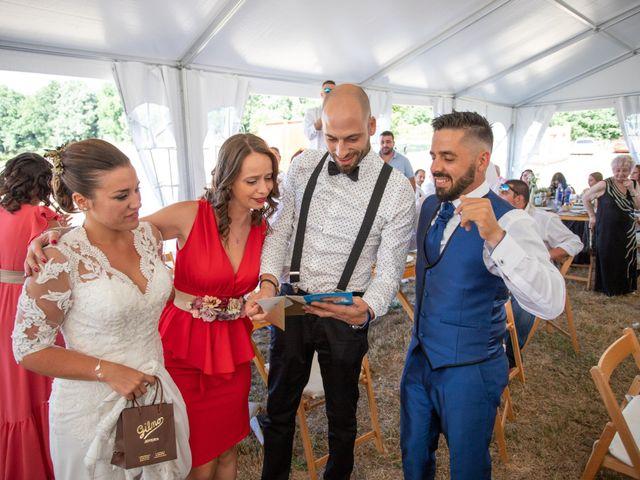 La boda de Miguel y Ivon en Allariz, Orense 186