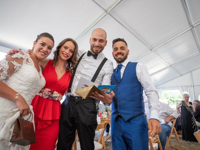La boda de Miguel y Ivon en Allariz, Orense 187