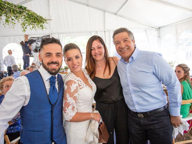 La boda de Miguel y Ivon en Allariz, Orense 188