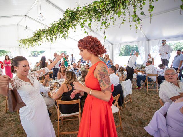 La boda de Miguel y Ivon en Allariz, Orense 189