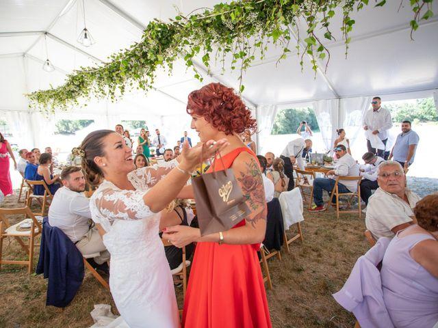 La boda de Miguel y Ivon en Allariz, Orense 190