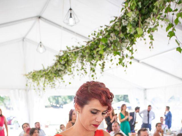 La boda de Miguel y Ivon en Allariz, Orense 193