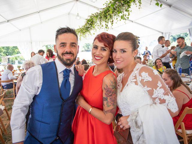 La boda de Miguel y Ivon en Allariz, Orense 196