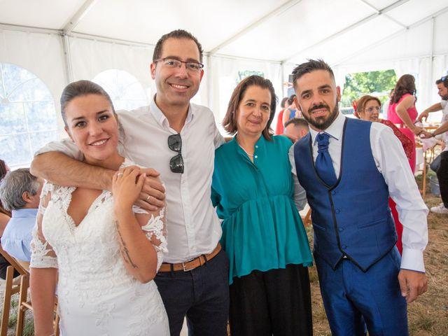 La boda de Miguel y Ivon en Allariz, Orense 198