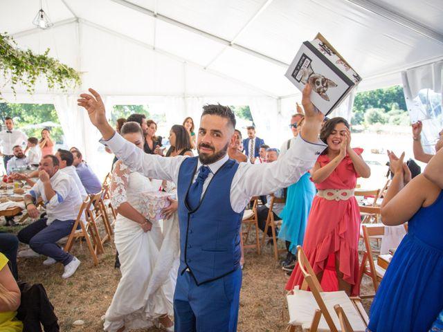 La boda de Miguel y Ivon en Allariz, Orense 199
