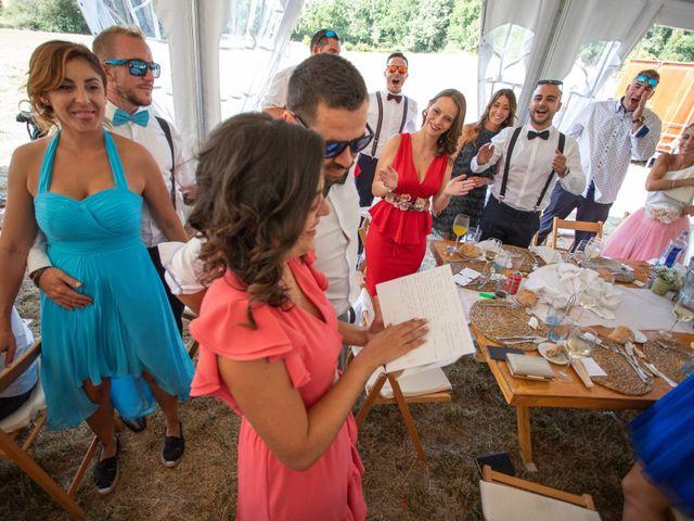 La boda de Miguel y Ivon en Allariz, Orense 201