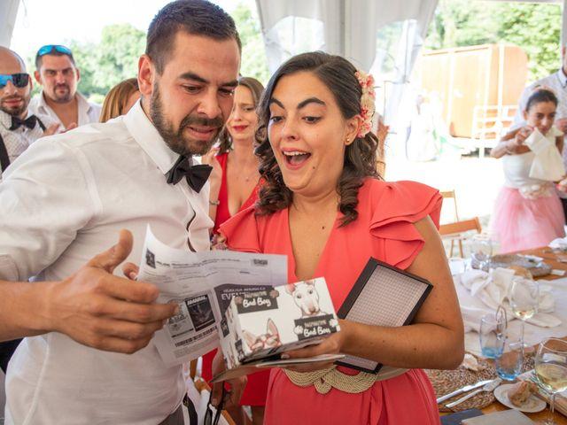 La boda de Miguel y Ivon en Allariz, Orense 204