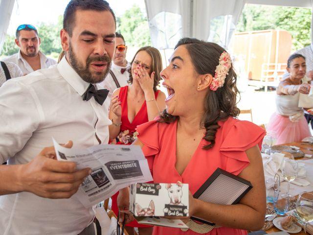La boda de Miguel y Ivon en Allariz, Orense 205