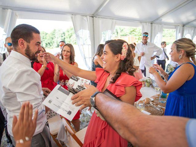 La boda de Miguel y Ivon en Allariz, Orense 206