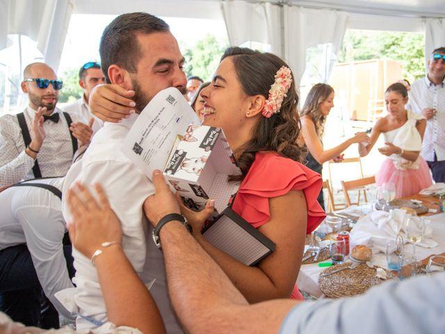 La boda de Miguel y Ivon en Allariz, Orense 207