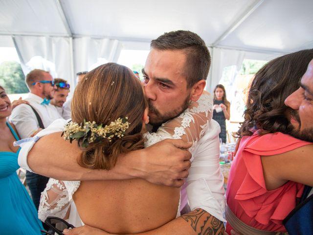 La boda de Miguel y Ivon en Allariz, Orense 209