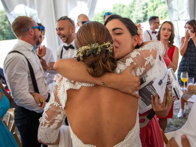 La boda de Miguel y Ivon en Allariz, Orense 211