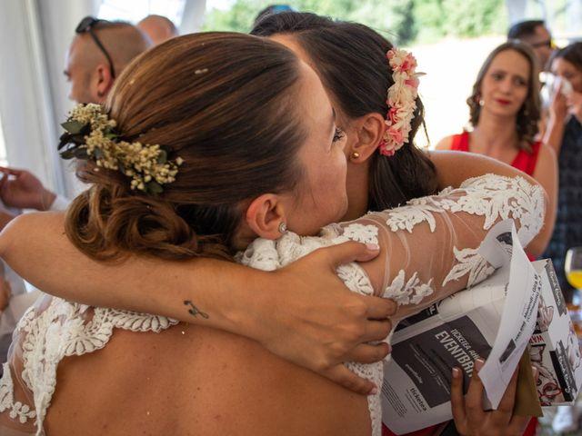 La boda de Miguel y Ivon en Allariz, Orense 212