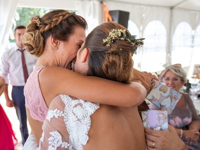 La boda de Miguel y Ivon en Allariz, Orense 218