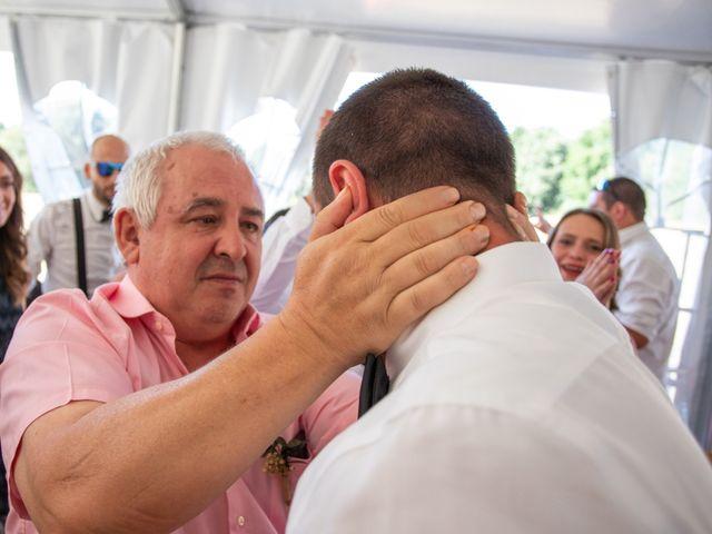 La boda de Miguel y Ivon en Allariz, Orense 221