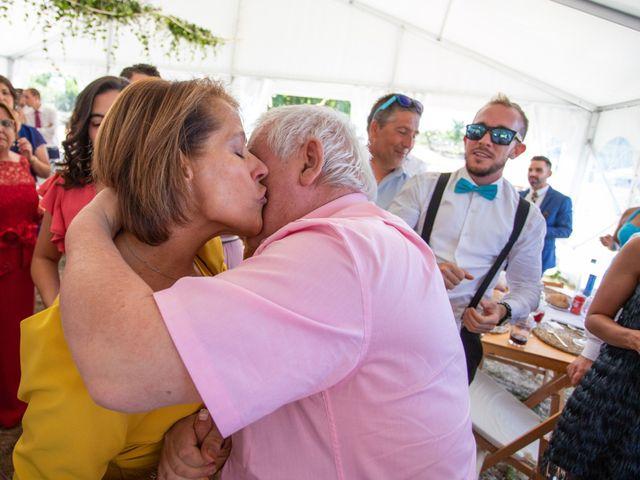 La boda de Miguel y Ivon en Allariz, Orense 222