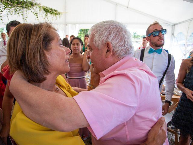 La boda de Miguel y Ivon en Allariz, Orense 224