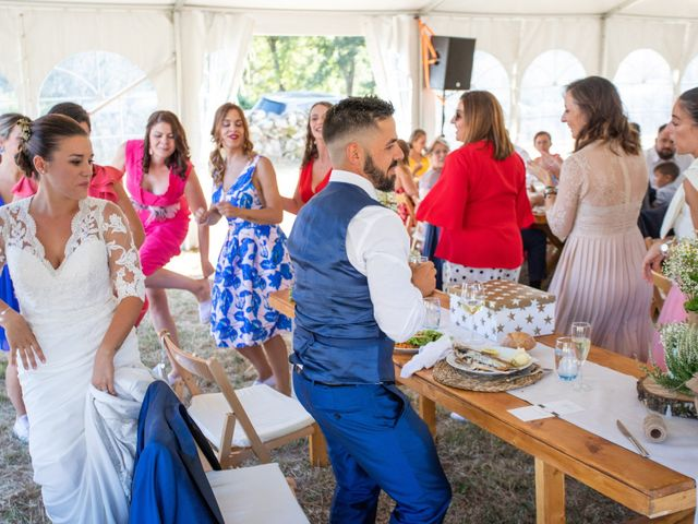 La boda de Miguel y Ivon en Allariz, Orense 227