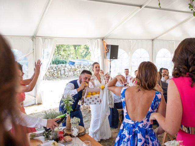 La boda de Miguel y Ivon en Allariz, Orense 228
