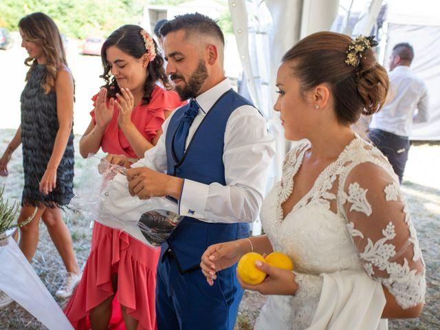 La boda de Miguel y Ivon en Allariz, Orense 230