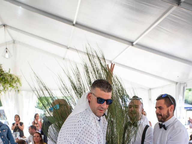 La boda de Miguel y Ivon en Allariz, Orense 234
