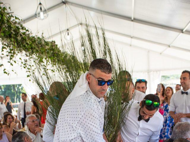 La boda de Miguel y Ivon en Allariz, Orense 235