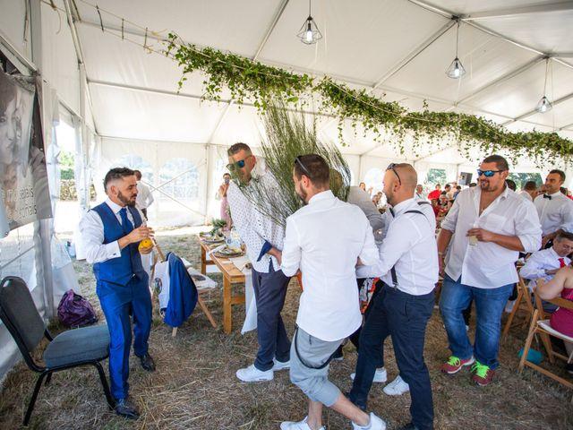 La boda de Miguel y Ivon en Allariz, Orense 236