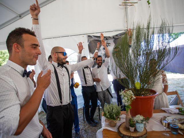 La boda de Miguel y Ivon en Allariz, Orense 237